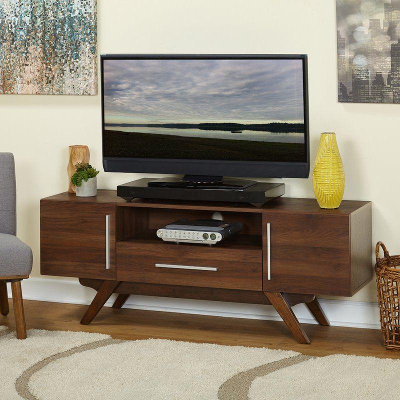 Mid Century TV Stands u0026 Entertainment Centers