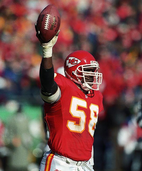 best cheap ddac9 2509b Derrick Thomas- Linebacker- (1989-1999) | Hall of Fame ...