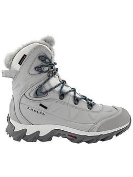 Gear Review: Salomon Nytro WP Cold weather Hiking Boots