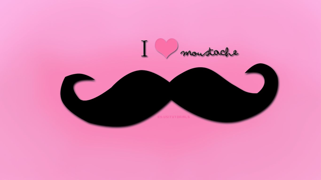 wallpapers for gt pink mustache background tumblr