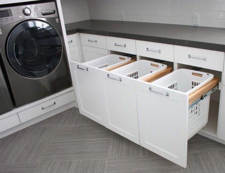 Die Eigene Waschkuche Modern Und Kreativ Gestalten Tipps Und Ideen Waschmaschine Wand Fliesen Keller Badezimmer Wasche Badgestaltung Waschkuche Fliesen
