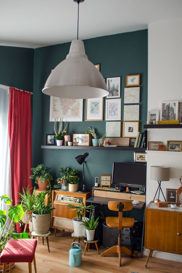 A VINTAGE HOME IN POTSDAM  Stylepeacock  Happy Boho Interior
