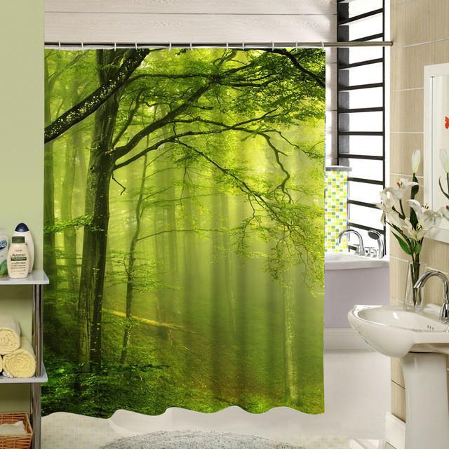 Canopy Baby Bed Mosquito Net Dome Green Shower Curtains