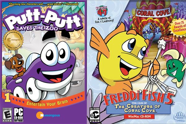 11 Old Computer Games That You Loved As A Kid Memories