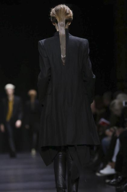 Ann Demeulemeester Ready To Wear Fall Winter 2014 Paris