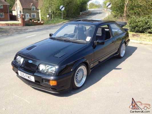 1985 Ford Sierra Rs Cosworth Ford Sierra Ford Focus Dream Cars