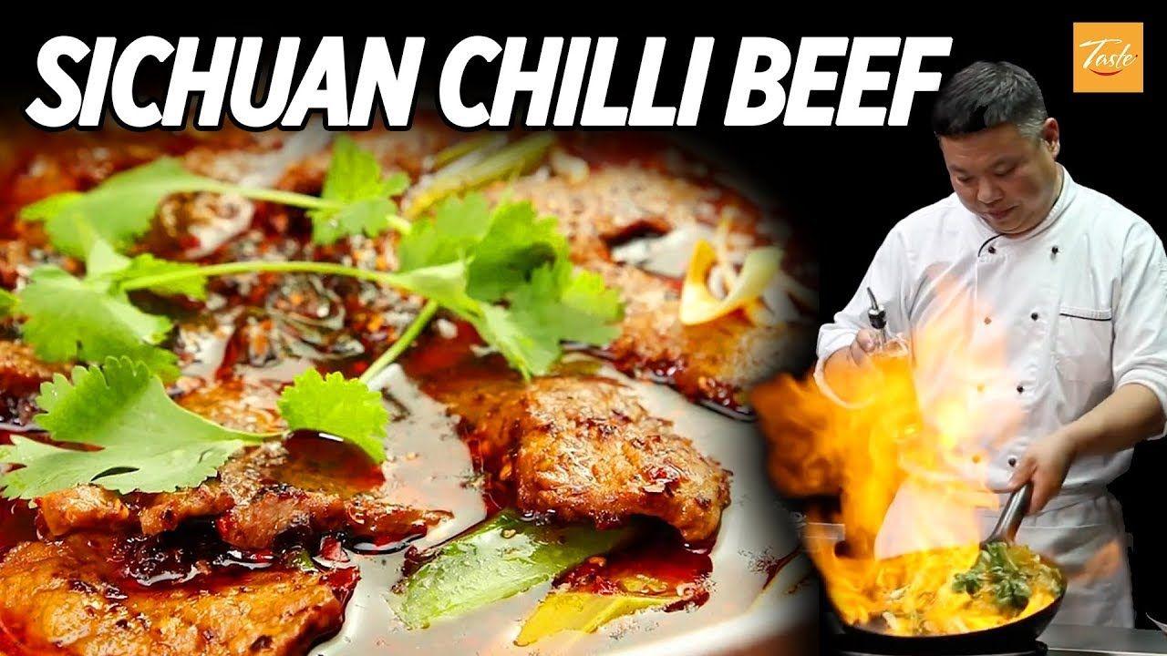 Mouthwatering szechuan beef sichuan recipe taste the