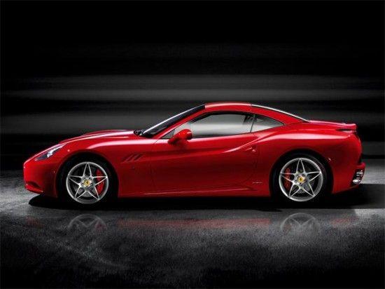 New Ferrari California 2012 #newferrari