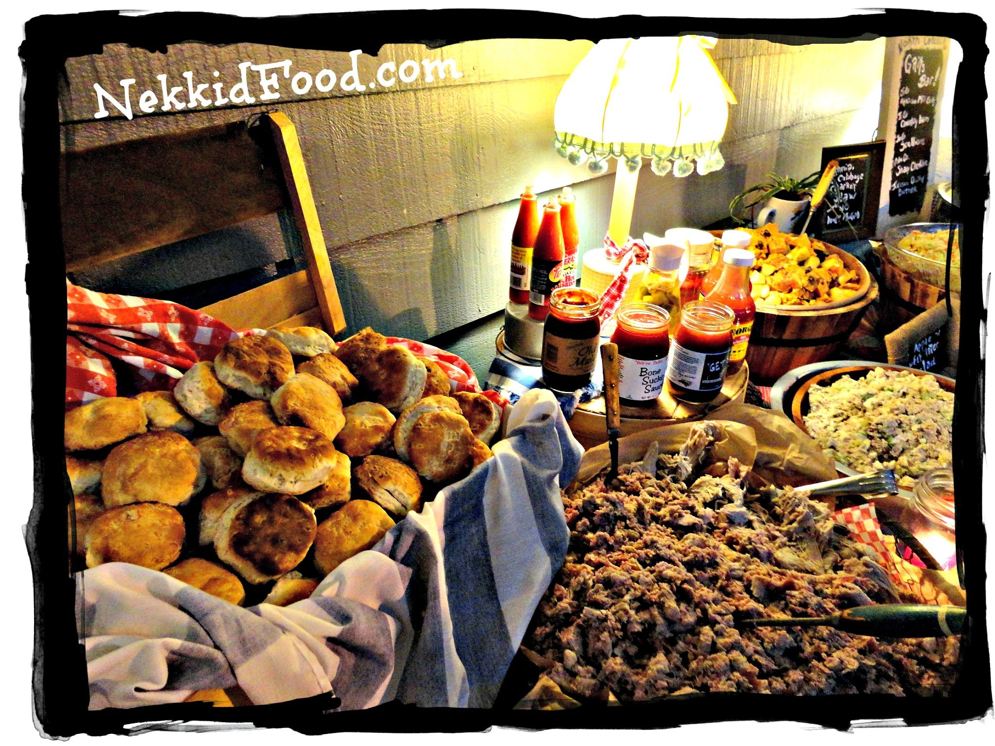 Southern Buttermilk Biscuit Bar.... guest choice of Wendy