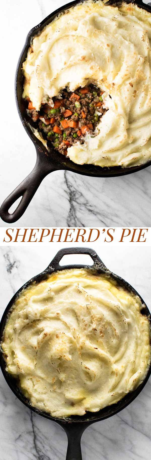 Shepherd S Pie Recipe In 2020 Beef Recipes Easy Delicious Beef Recipe Shepherds Pie