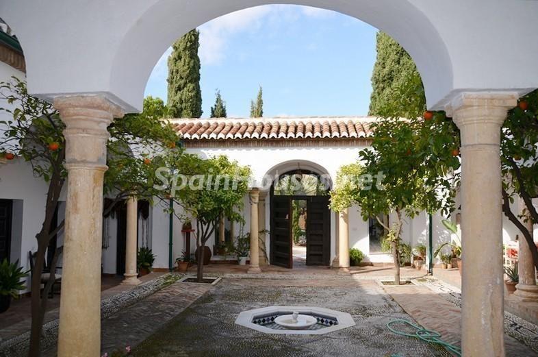 Resultado de imagen de cortijos andaluces fachadas for Fotos de fachadas de casas andaluzas