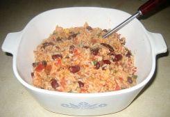 Caribische rijst :: La Cocina - Recepten Spaanse en Zuid-Amerikaanse keuken