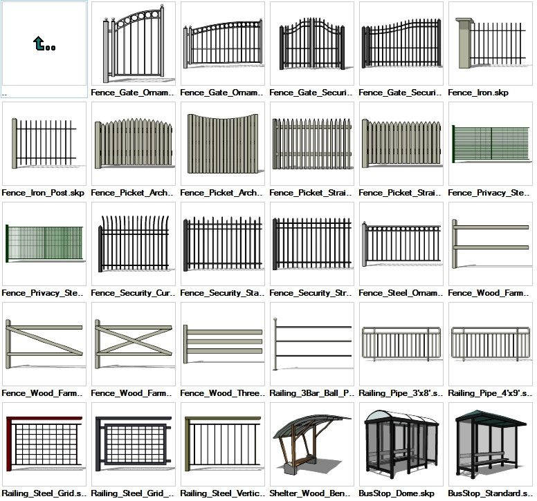 Best Pin On Sketchup Models Download 640 x 480