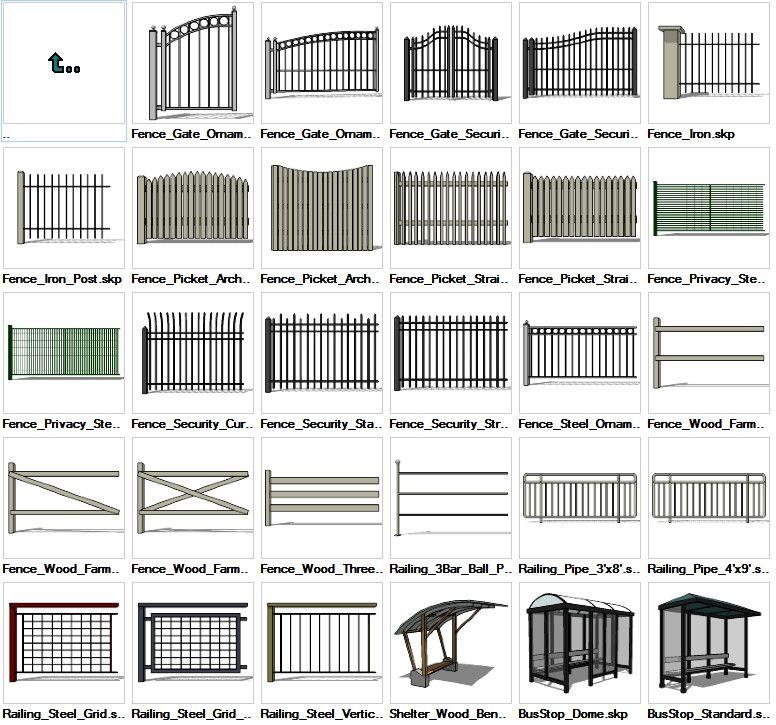 Sketchup Built Construction 3D Models Download – Cad Design   Free