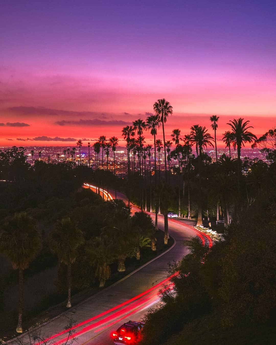 When Is Sunset In Los Angeles