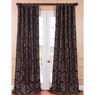 Taupe Damask Curtains - Curtains Design Gallery