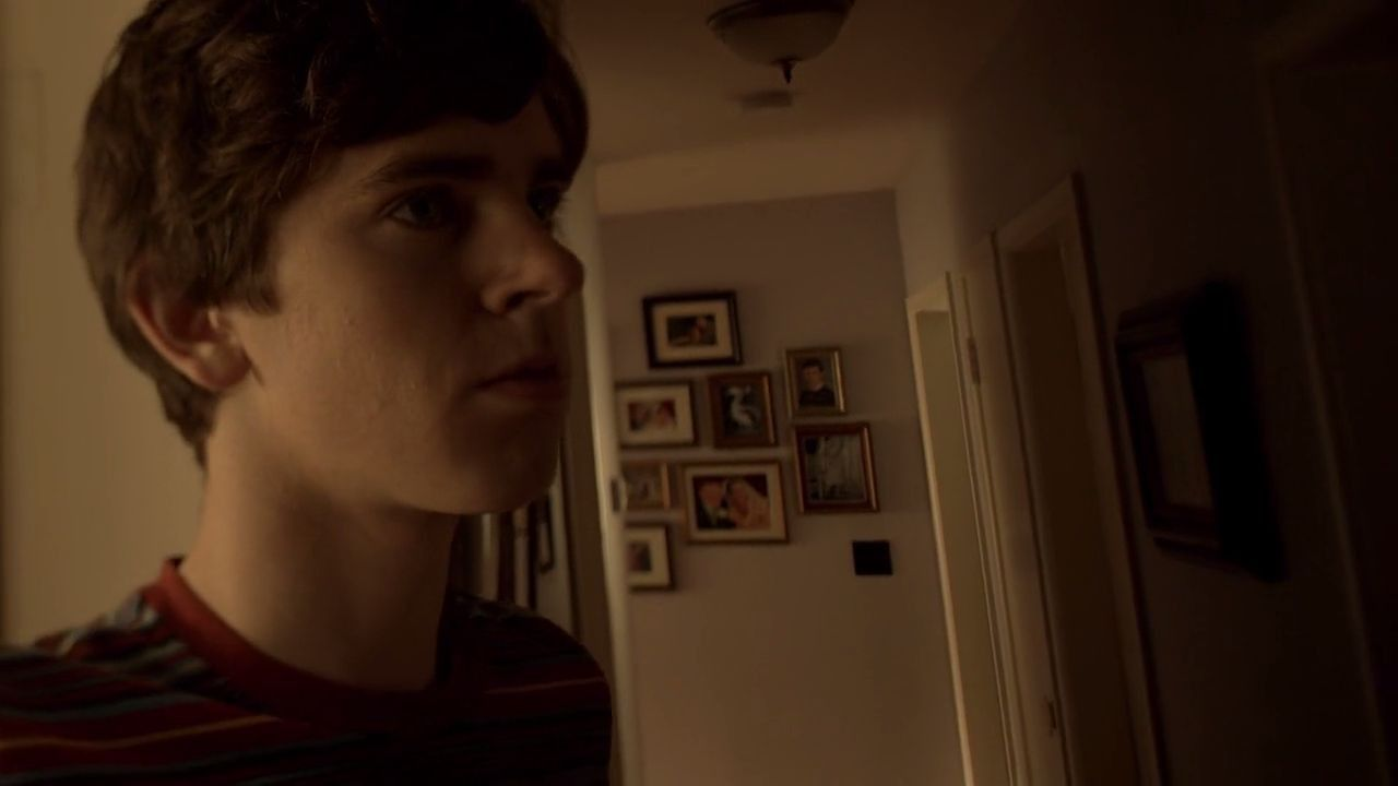 Photos from BATES MOTEL Episode 5.07 Feature a Brotherly