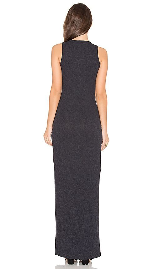 396b57e1b3c6bb Shop for James Perse Sleeveless Maxi Dress in French Navy at REVOLVE. Free  2-