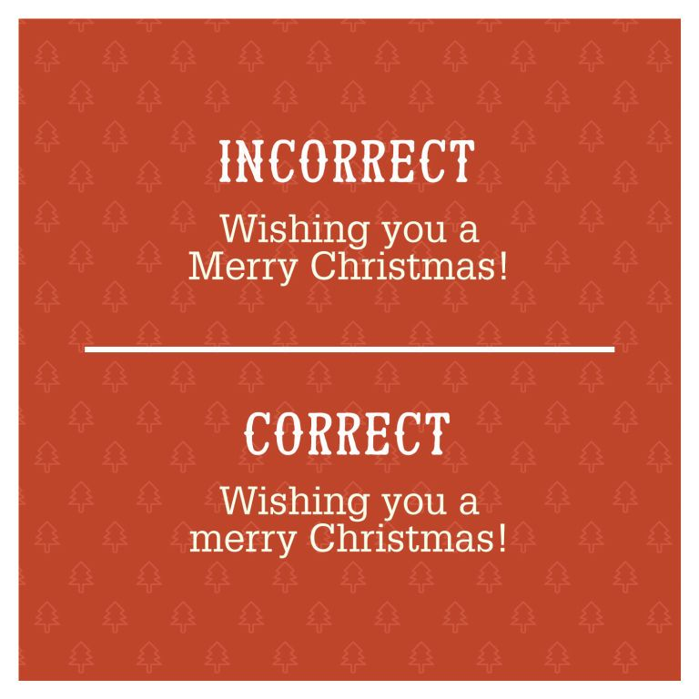 5 Common Christmas Card Grammar Mistakes You Might Be Making