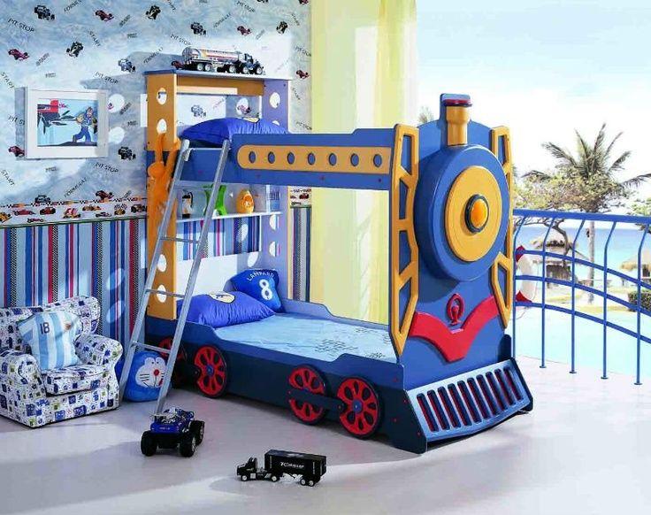 Camera Da Letto Da Bambino : I mobili per bambini più incredibili per creare una camera da letto