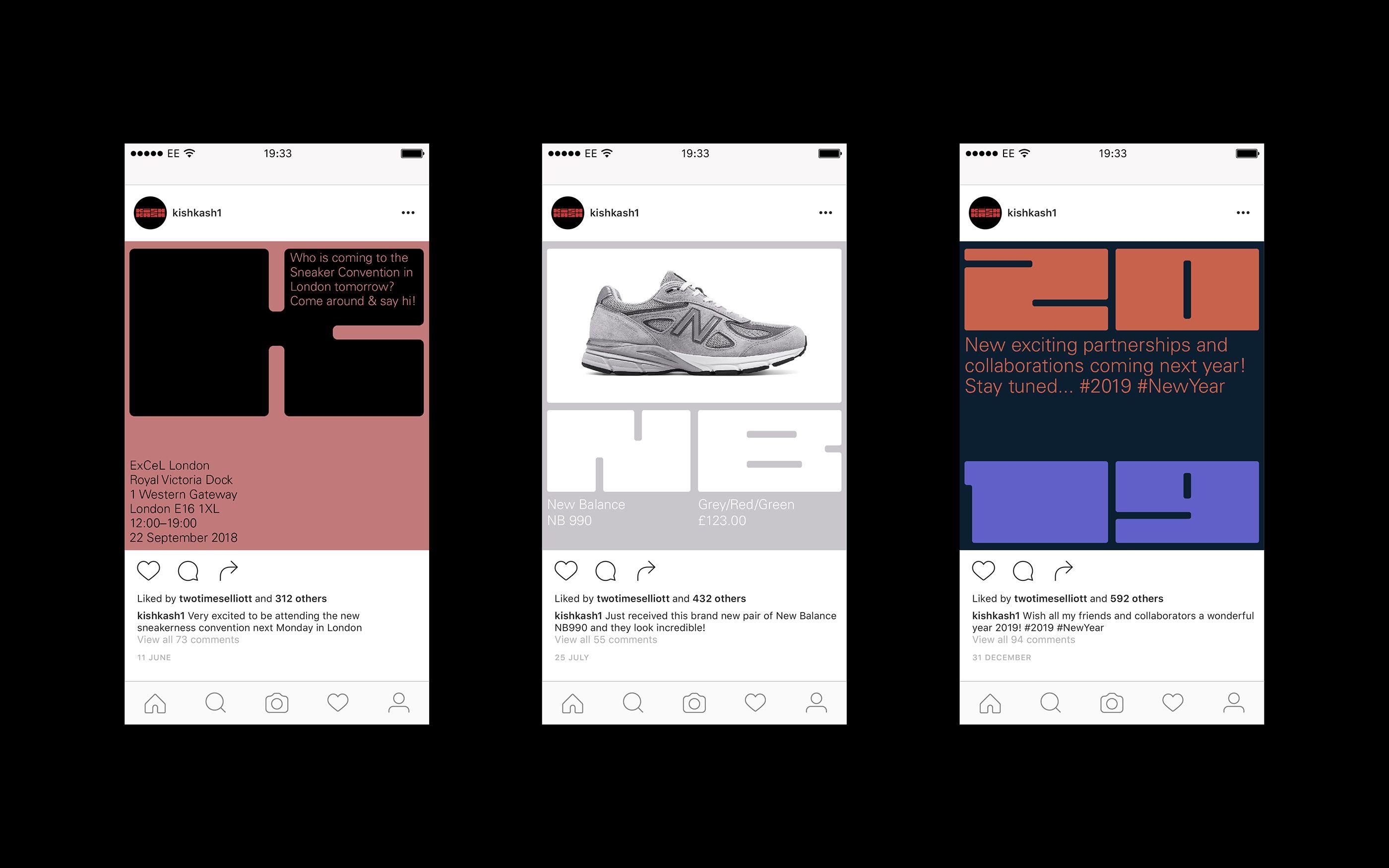 Daily Design Inspiration Identity, Brand identity, Elliott