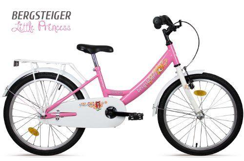 Bergsteiger Mädchenfahrrad 20 Zoll Prinzessin, für 6-9 jährige, Rücktrittbremse, inkl. Lampenset, Modell 2014 fahrrad100-de >>>  http://rover.ebay.com/rover/1/707-53477-19255-0/1?ff3=4&pub=5575087623&toolid=10001&campid=5337486029&customid=5337486029&mpre=http%3A%2F%2Fwww.ebay.de%2Frpp%2Fradsport%2FFahrrader