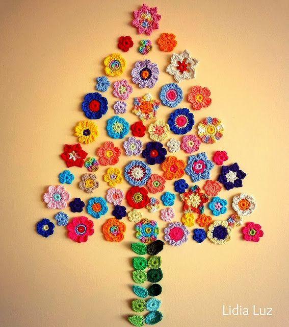 Arte em Crochê - Lidia Luz