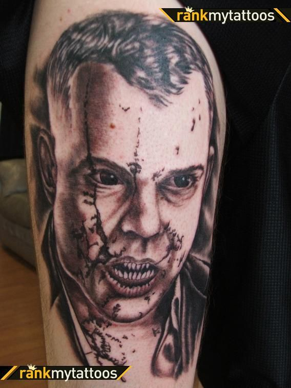 30 Days Of Night Tattoos With Images Night Tattoo Vintage