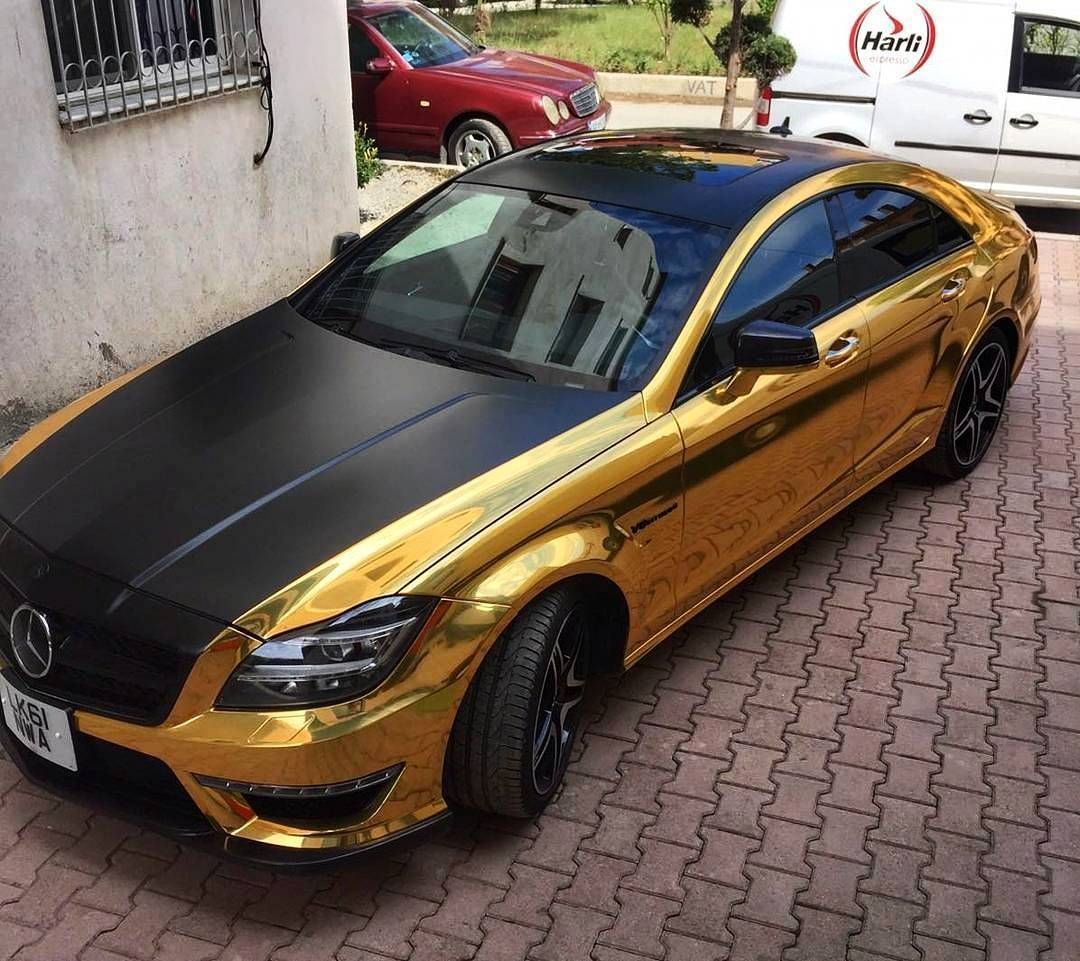 Mercedes-Benz Custom Wraps By South Bay Autohaus