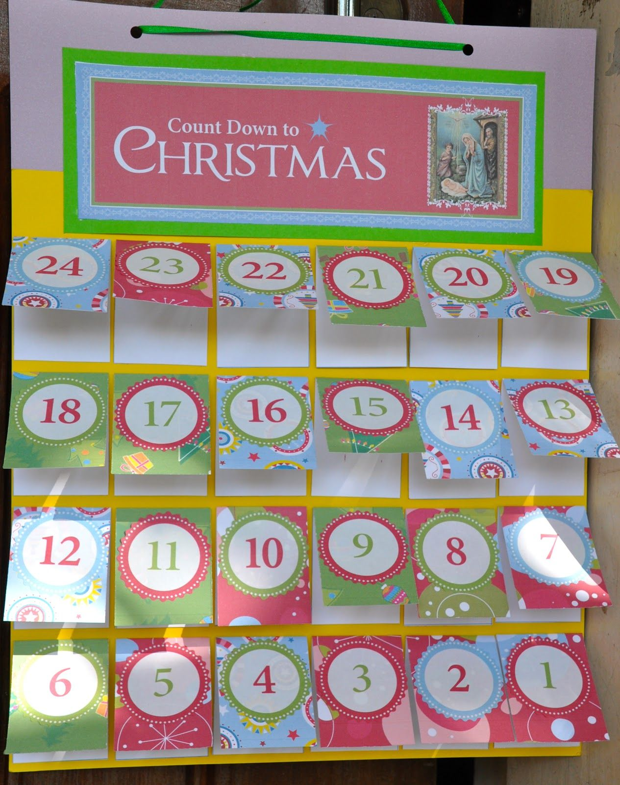 Advent Calendar For Teens