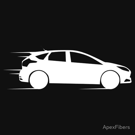 St Silhouette Essential T Shirt By Apexfibers Silhouette Silhouette S Automotive Design