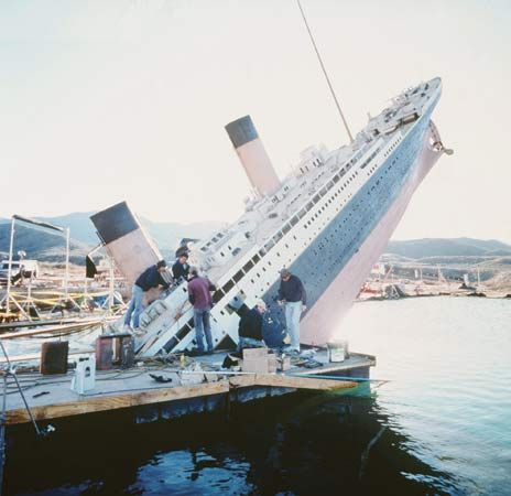 Ephemera Titanic Movie Titanic Titanic Wreck