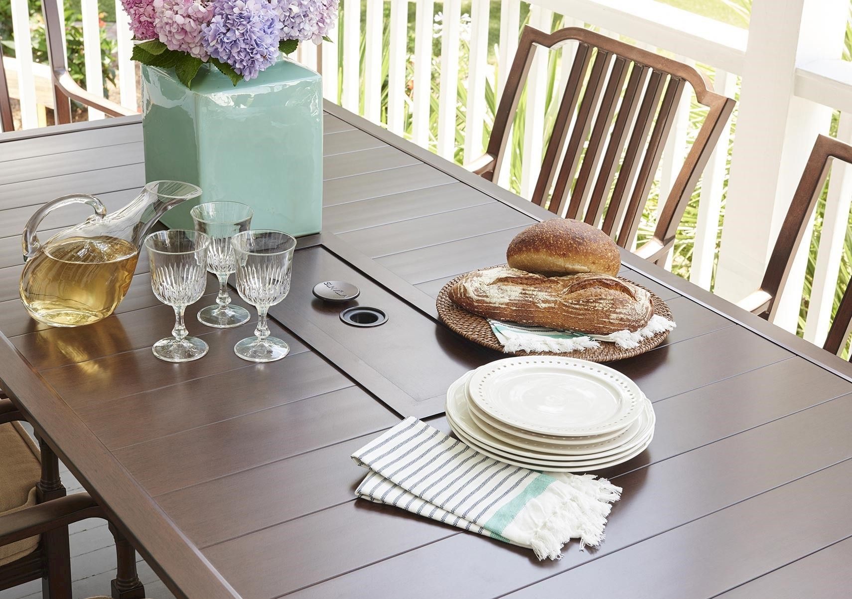 Lacks River House 84 Rectangle Outdoor Dining Table By Paula