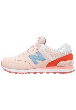 Wl574 - Chaussures De Sport Pour Femmes / Nouvel Équilibre Rose D9C2h7