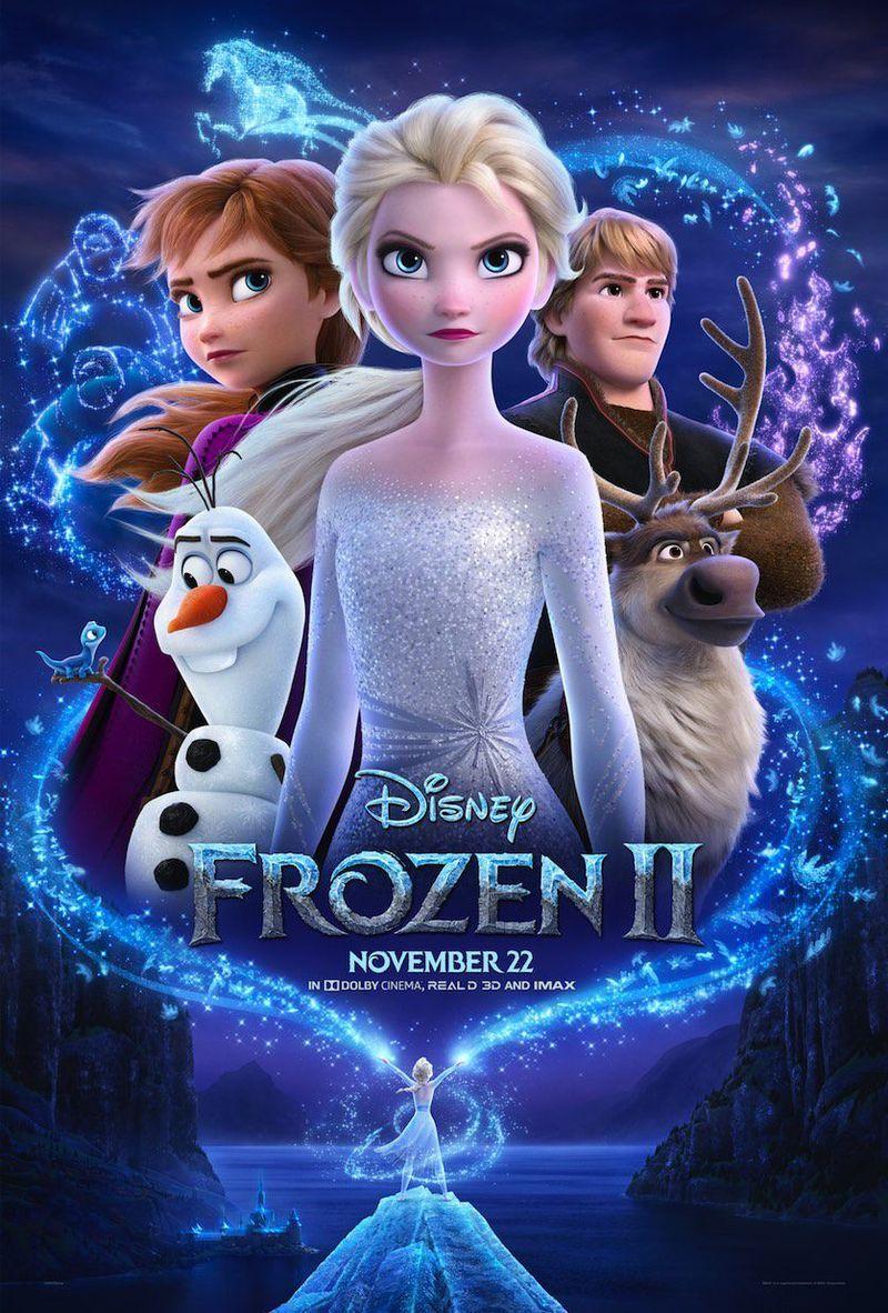 アナと雪の女王2 歌詞