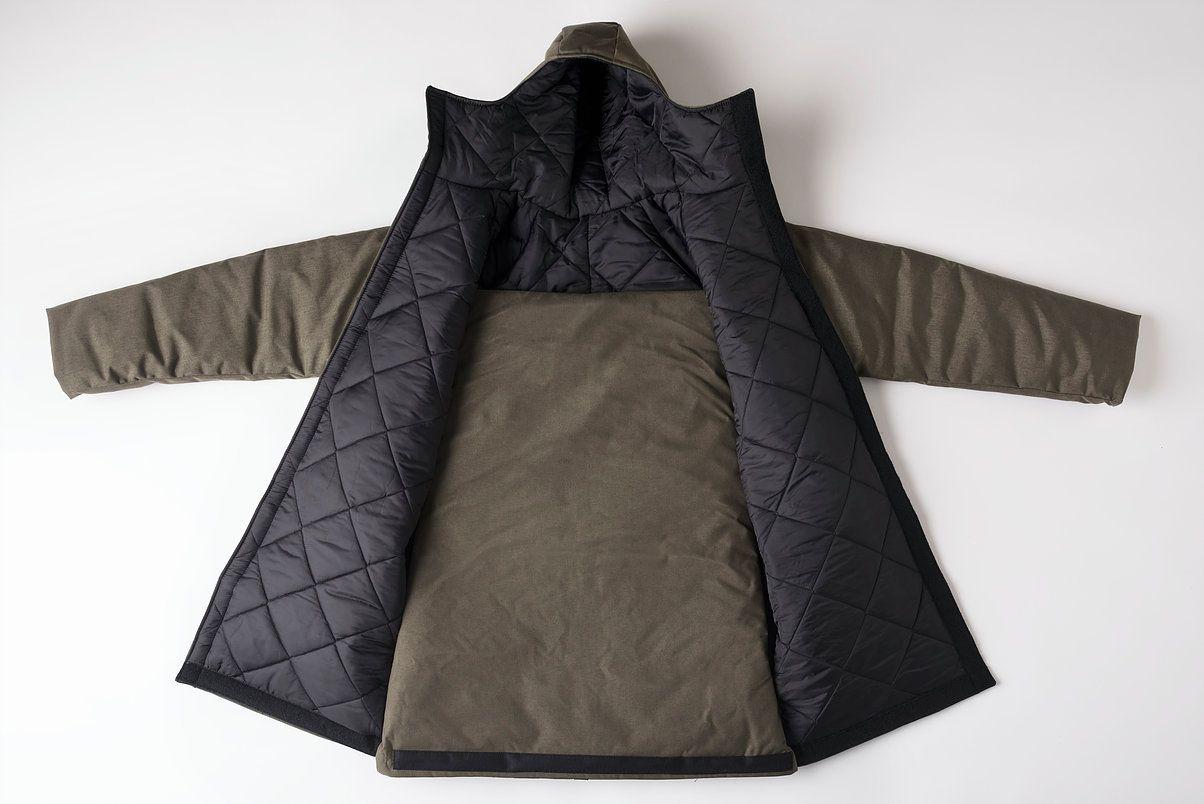Sleeping Bag Coat Homeless Clothing Homeless Bags Raincoats For Women