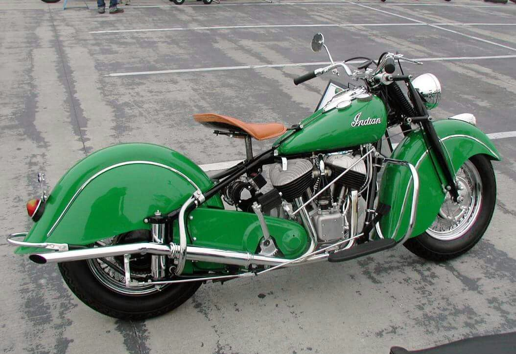 Indian Chief '48.