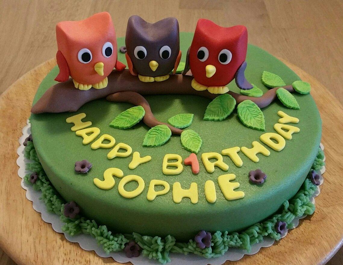Happy Birthday Sophie - wünschen die Geburtstags-Eulen :-)