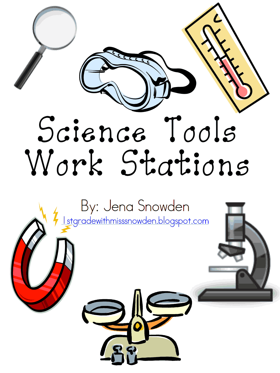 science tools work stations.pdf | School | Pinterest | Science tools ...