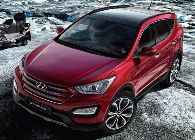 Newcarreleasedates 2016 Hyundai Santa Fe Suv S Future Luxury Suvs Small Models