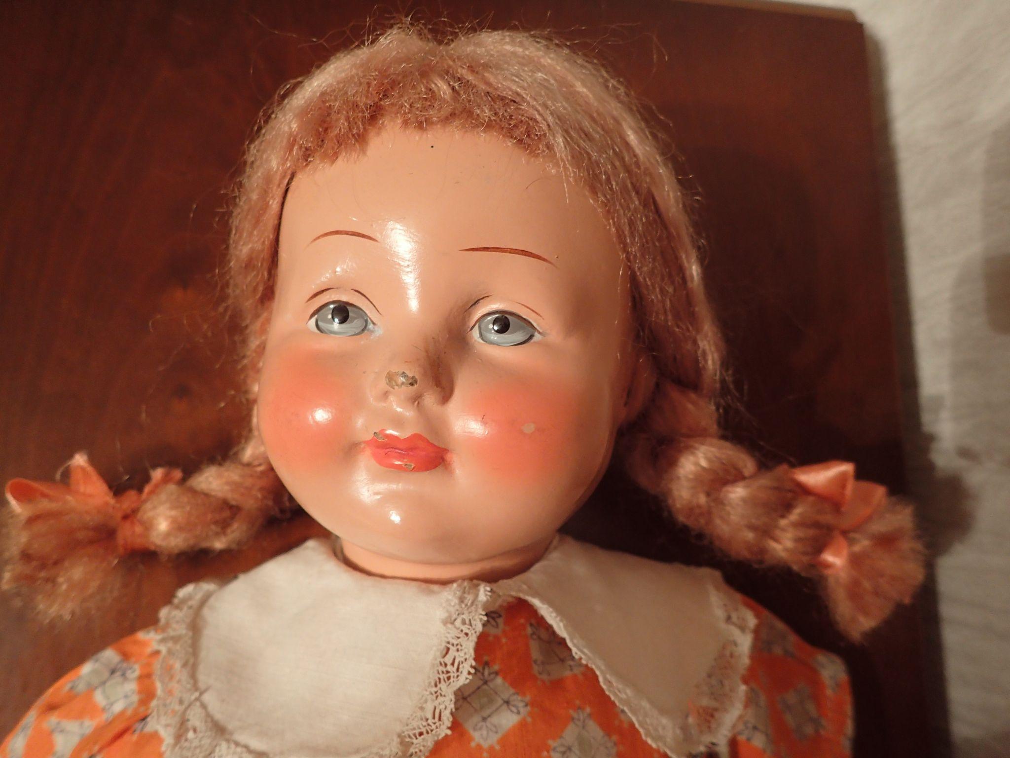 тоже ремонт опилочной куклы по шагово с фото тихо