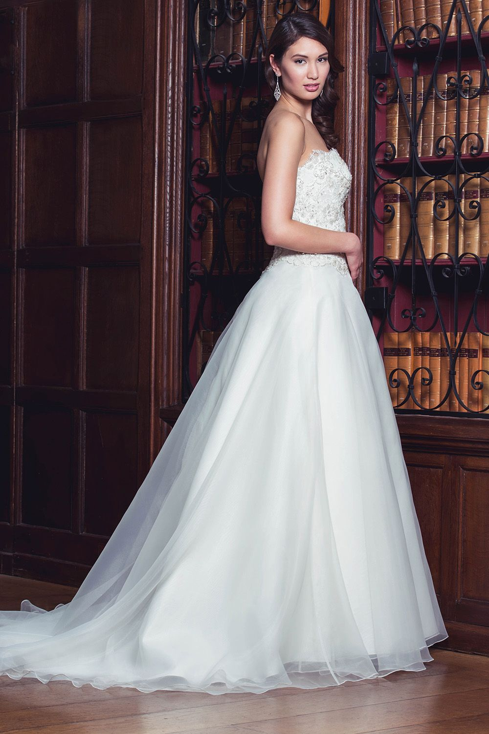 Emma by Augusta Jones. 2014 Collection. A Timeless Classic