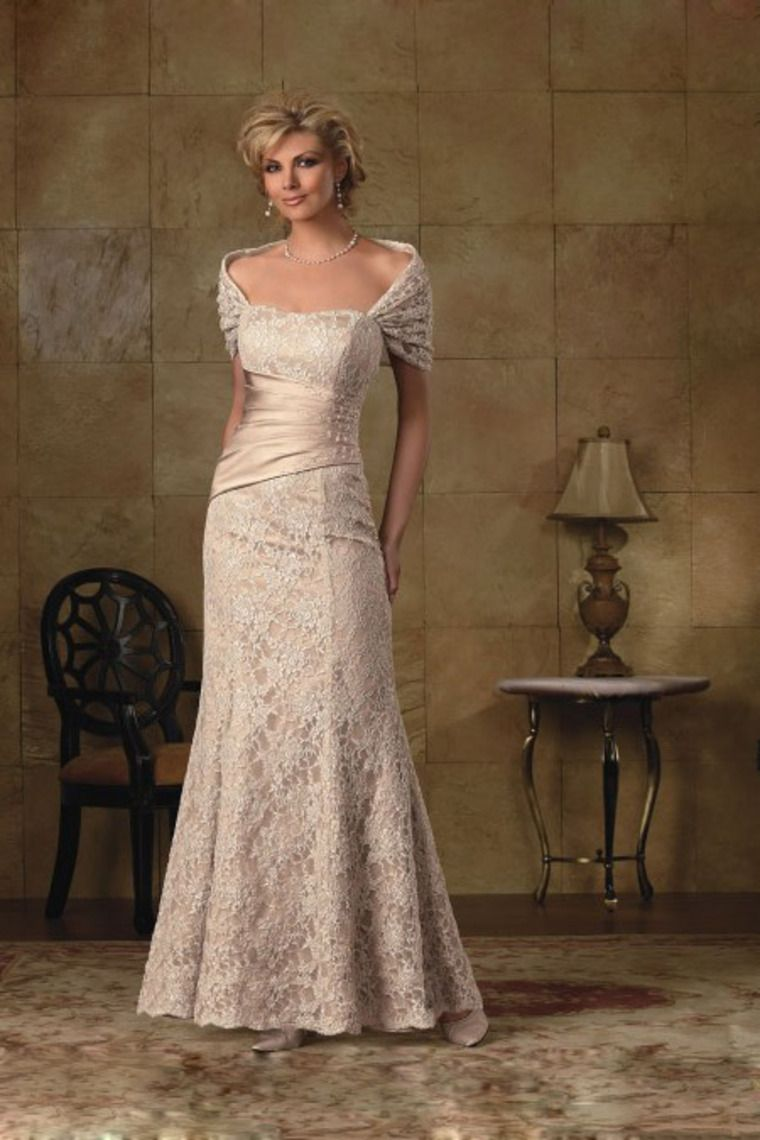 Mother of the bride dresses afternoon wedding  TrumpetMermaid Off The Shoulder Floor Length Sleeveless Lace And