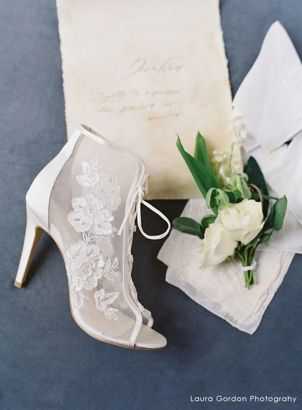 Victorian Era Inspired Ivory Lace Wedding Bootie Wedding Shoes Lace Wedding Boots Bridal Shoes