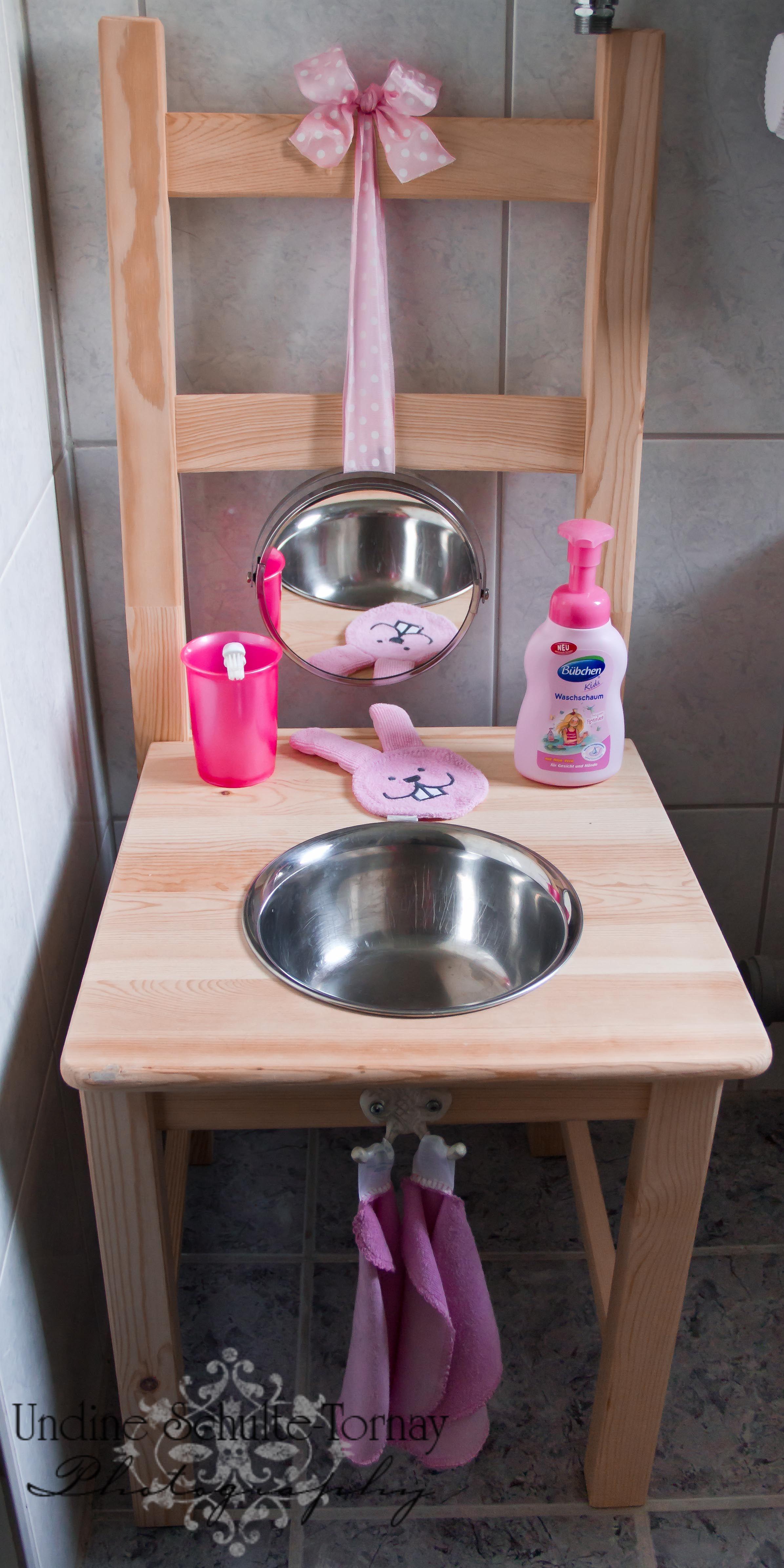 Waschtisch für die Kleinsten | Waschtisch, Kinderzimmer und Badezimmer