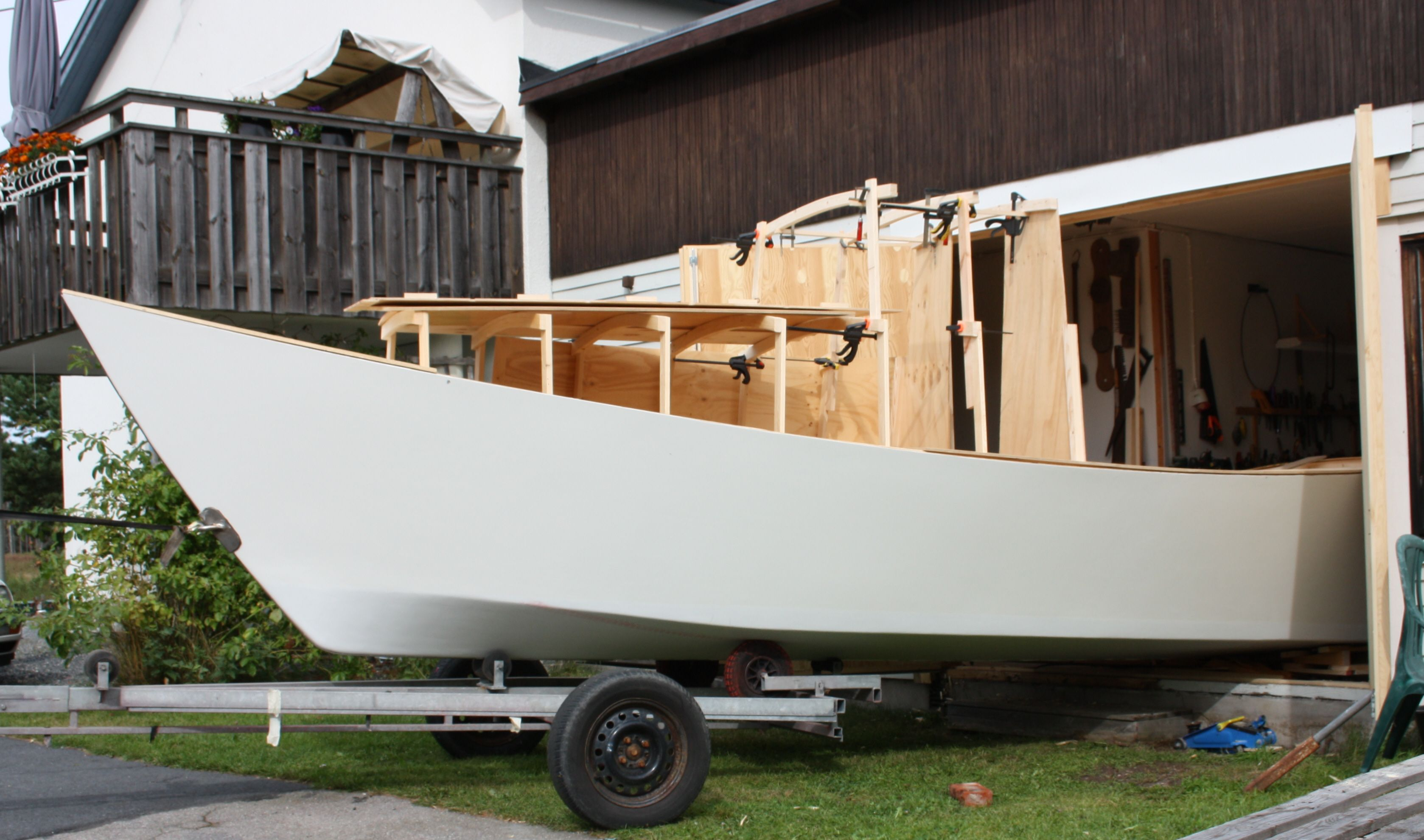 Easy To Build Wooden Boat Plans