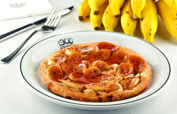 Pizzaria 1900 comemora 30 anos com curso especial para quem quiser aprender a fazer pizzas doces e salgadas (Foto: Divulgação)