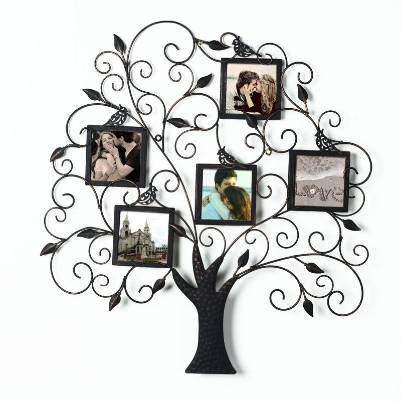 Frame And Scroll 12 Piece Set Door Picture Frame Picture Frames Frame Wall Collage