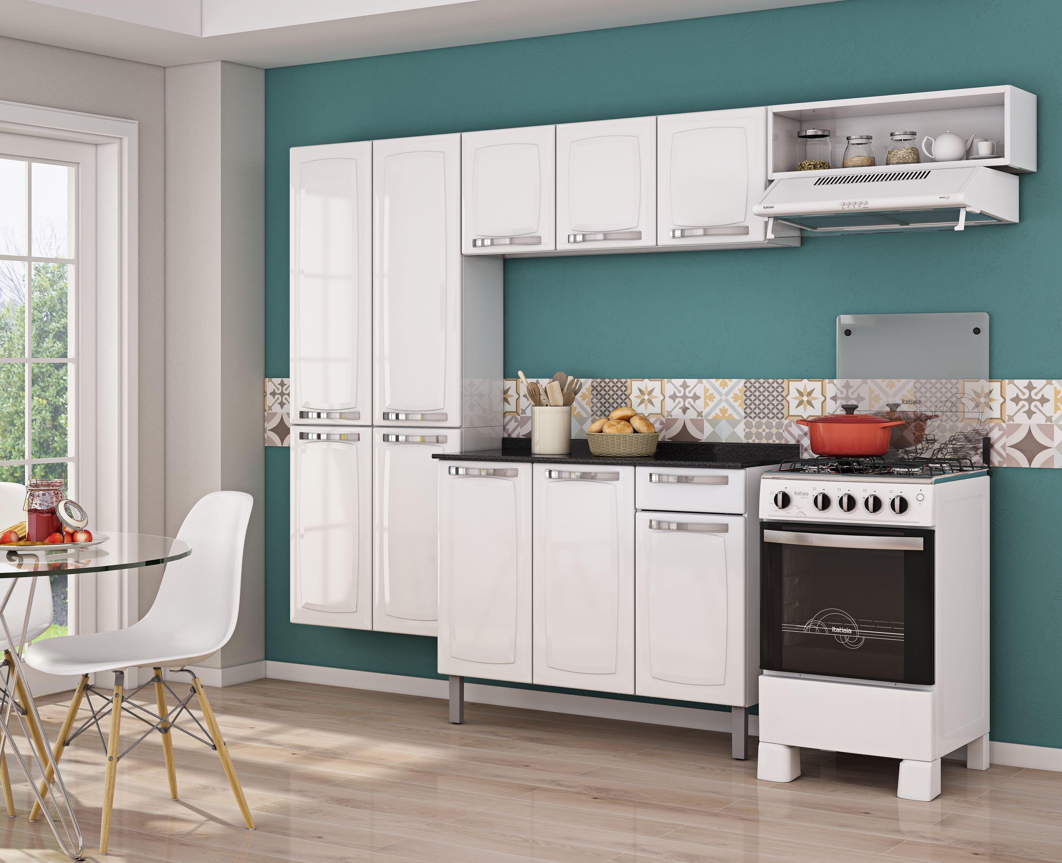 Cozinhas Completas Cozinha Compacta Jaeli Laura Noce E Rtico