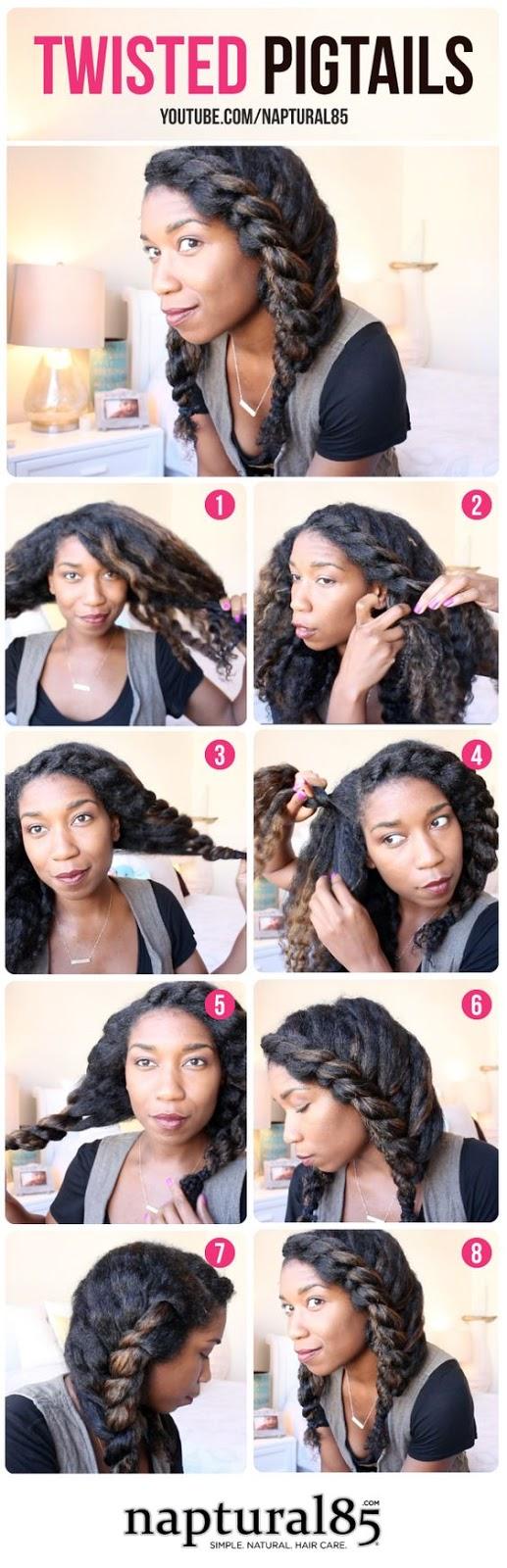 Penteado cabelo afro cabelos e pentiados pinterest